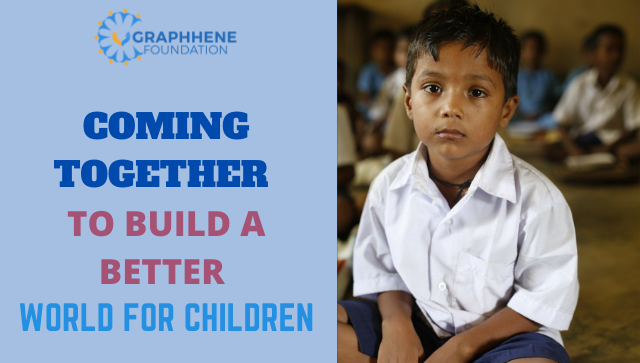 Build a better world for children with the best NGO in Noida