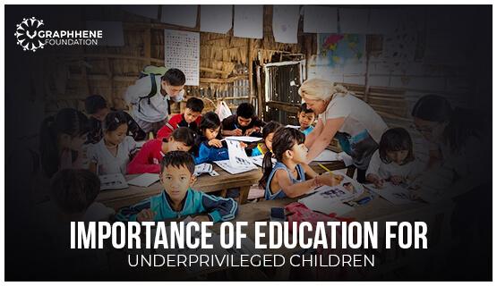 Education for Underprivileged Children