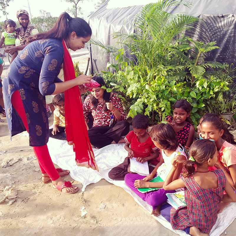 Ngo Working For Education